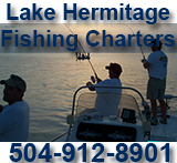 Lake Hermitage Fishing Charters